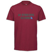 Preacher S/S T-Shirt - Mens - Rhubarb Red