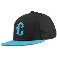 Concrete River Snapback Cap - Lush Teal/Black