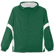 Quickness II Jacket - Mens - Forest/White