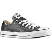 All Star Ox Leather - Mens - Black/White