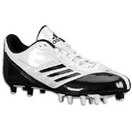 Supercharge Low - Mens - White/Black/Metallic Silv