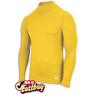 EVAPOR Compression Mock - Mens - Gold