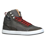 Suburb Mid Winter - Mens - Graphite/White/Plaid