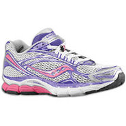 PowerGrid Triumph 9 - Womens - White/Purple/Pink