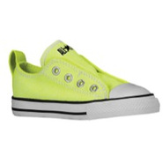 All Star Simple Slip - Boys Toddler - Neon Yellow