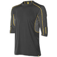 CoMotion Mid Sleeve Game T-Shirt - Mens - Black/Bl