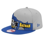 Heroic Stance Snapback - Mens - Blue/Grey/Yellow