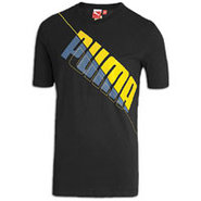 Casa Corn Fins T-Shirt - Mens - Black