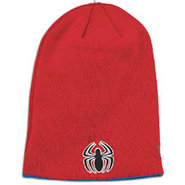Flip it up Beanie - Mens - Red/Blue
