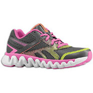 ZigLite Electrify - Girls Preschool - Gravel/White