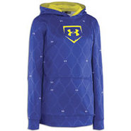 Cage to Game Hoodie - Boys Grade School - Royal/Hi