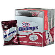GU Chomps 16 Pack - Cranberry Apple
