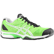 Gel Solution Speed - Mens - Neon Green/White/Black