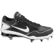 Shox Gamer - Mens - Black/White/Metallic Silver