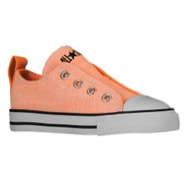 All Star Simple Slip - Boys Toddler - Neon Orange
