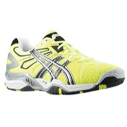 Gel Resolution 5 - Mens - Flash Yellow/Black/Silve