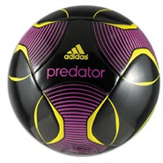 Predator Europa League Capitano Ball - Black/Vivid
