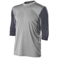 CoMotion Mid Sleeve Game T-Shirt - Mens - Grey Hea