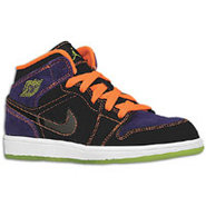 1 Phat - Boys Preschool - Black/Court Purple/Volta