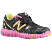 2750 - Girls Grade School - Black/Pink