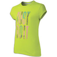 JDI String S/S T-Shirt - Girls Grade School - Atom
