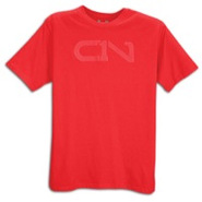 Graphic T-Shirt - Mens - Red/Black/Teal