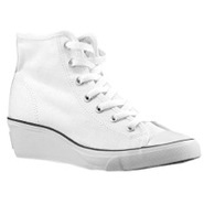 All Star Hi Ness - Womens - White