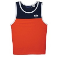 C90 Summer Tank - Mens - Collegiate Orange/Dk Indi