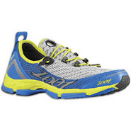 Tempo 5.0 Ultra - Mens - Grey/Blue/Volt