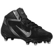 Alpha Speed D 3/4 - Mens - Black/Tornado/Metallic