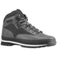 Euro Hiker - Mens - Dark Grey Smooth