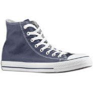 All Star Hi - Mens - Navy/White