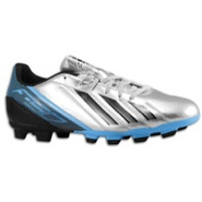 F5 TRX FG Synthetic - Mens - Metallic Silver/Black