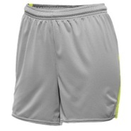 Division One Short - Womens - Monument Grey/White/
