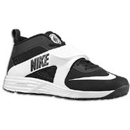 Huarache Turf Lacrosse - Mens - Black/White