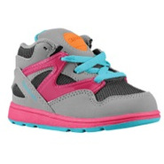 Pump Omni Lite - Girls Toddler - Grey/Gravel/Cosmi