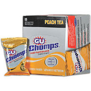 GU Chomps 16 Pack - Peach Tea