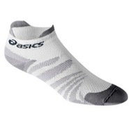 Sleek Stride Ventilated Low-Cut Sock - White/Frost