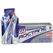GU Roctane Energy Gel 8 Pack - Blueberry Pomegrana