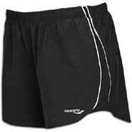 Run LUX II Short - Womens - Black/White
