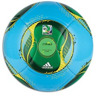 Confederations Cup 2013 Glider - Light Aqua/Vivid