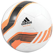 Starlancer III Soccer Ball - White/Warning/Black