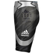 Techfit Powerweb GFX Calf Sleeve - Mens - Lead/Bla