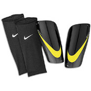 Mercurial Lite Shinguard - Black/Grey/Yellow