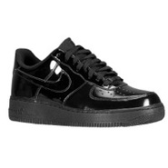 Air Force 1 Low - Mens - Black/Black/Black
