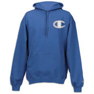 Super Hood Hoodie - Mens - Surf The Web Blue