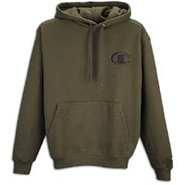 Super Hood Hoodie - Mens - Military Green