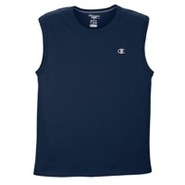 Jersey Tank T-Shirt - Mens - Navy