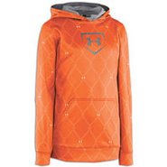 Cage to Game Hoodie - Boys Grade School - Blaze Or
