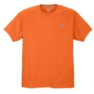 Jersey Short Sleeve T-Shirt - Mens - Blaze